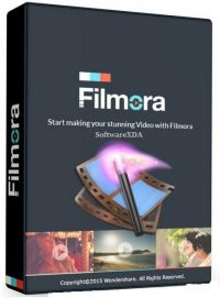 Wondershare Filmora 9.0.2 Crack & License Key Free Download