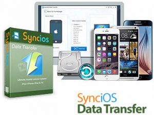 Anvsoft SynciOS Data Transfer 2.0.4 Crack Full License Key Here