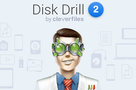 Disk Drill 2.0.0.339 Crack + License Key Full Download