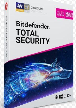 Bitdefender Total Security 2019 Crack & License Key Full Download