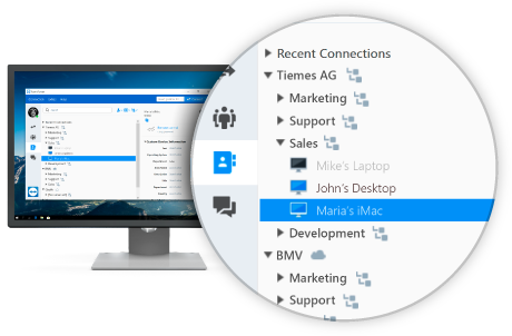 TeamViewer 14.1.3399 Crack With Keygen For Mac Download