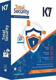 K7 TotalSecurity 15.1.0332 License Key