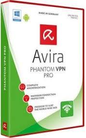 Avira Phantom VPN 2.28.4.20821 Crack